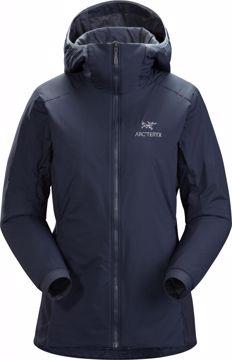 ArcTeryx Wms Atom LT Hoody Kingfisher