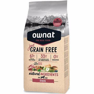 Ownat Just Grain Free Adult Duck 14kg