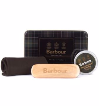 Barbour Wax Jacket Care Kit