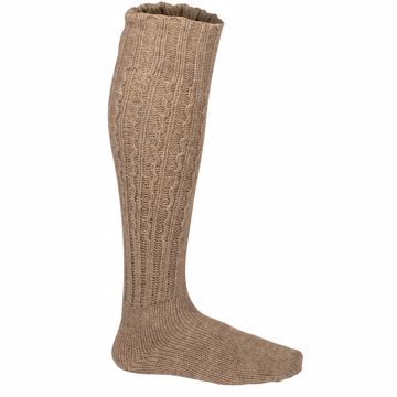 Amundsen Sports Traditional Knickerbocker Socks Desert  36-40