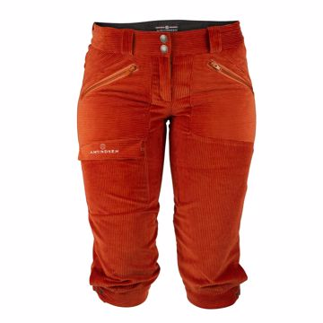 Amundsen Sports Wms Concord Regular Knickerbockers Iron Rust S