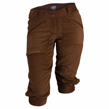 Amundsen Sports Wms Concord Regular Knickerbockers Tan L