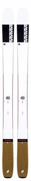 K2 Mindbender 108 Titanal White 186