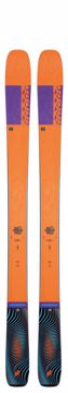K2 Mindbender 98 Titanal Alliance Orange 168