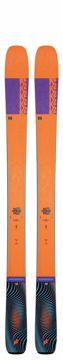 K2 Mindbender 98 Titanal Alliance Orange 175