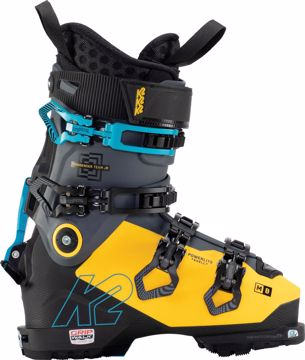 K2 Mindbender Team Jr Yellow 25.5