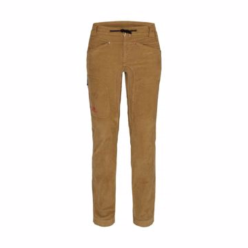 Elevenate Wms Apres Cord Pant Pecan Brown S