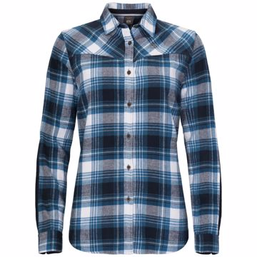 Elevenate Wms Cham Shirt Lyons Blue M
