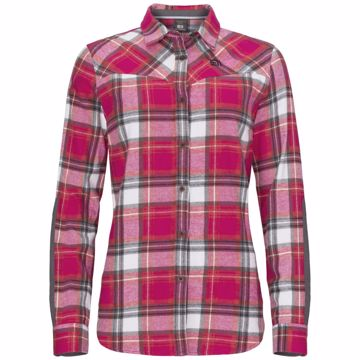 Elevenate Wms Cham Shirt Rich Pink  M