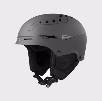 Sweet Switcher Helmet Bolt Gray SM