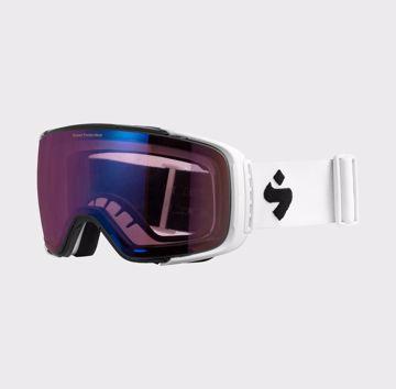Sweet Interstellar RIG Goggles White
