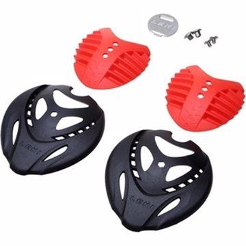 Leki Basket set 2in1 and 4in1 Trinseadapter