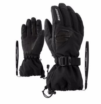 Ziener Gofreid Glove Grey 9,5