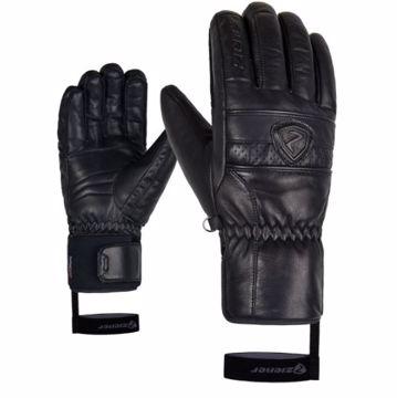 Ziener Gidor Ski Glove Black 9,0