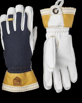 Hestra Army Leather Tundra Glove Marin 8