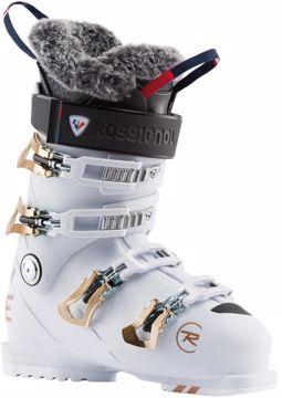 Rossignol Wms Pure Pro 90 White 25.5