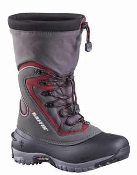 Baffin Wms Flare Boot Gray 40