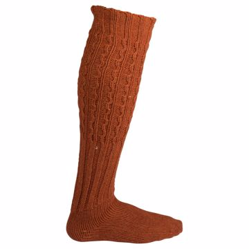 Amundsen Sports Traditional Knickerbocker Socks Iron Rust 36-40