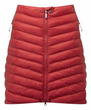 Rab Wms Cirrus Skirt Ascent Red 8