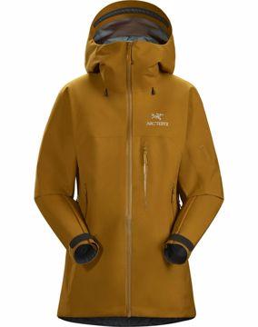 ArcTeryx Wms Beta SV Jacket Sundance XS