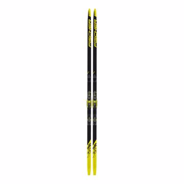 Fischer Twin Skin Pro Medium IFP Black/Yellow Inkl Bind 202