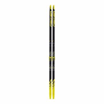 Fischer Twin Skin Pro Medium IFP Black/Yellow Inkl Bind 207