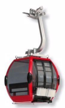 Jägerndorfer Cabin Red-Black
