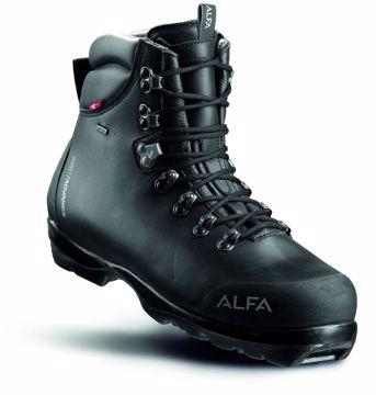 Alfa Mens Skarvet Adv. Gtx Black 45