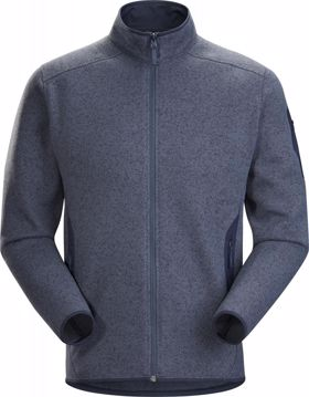 ArcTeryx Mens Covert Cardigan Exosphere Heather XS