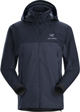 Arc'teryx Mens Beta Ar Jacket Kingfisher XS