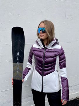Vuarnet Wms Chaubert Jacket Purple XL