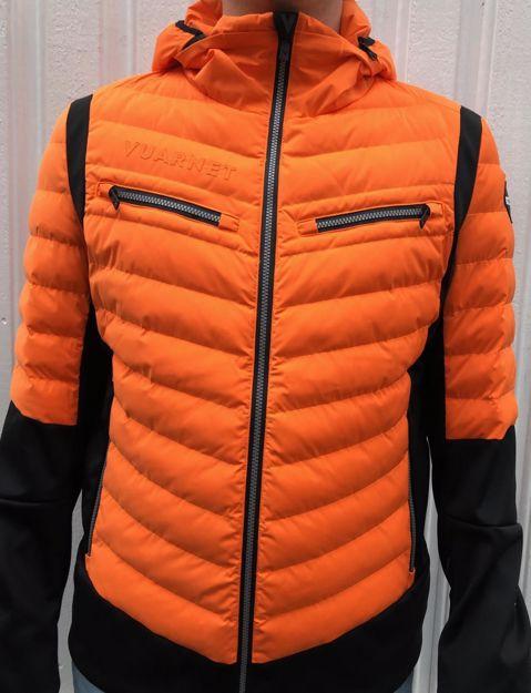 Vuarnet Mens Gable Jacket Orange XXL