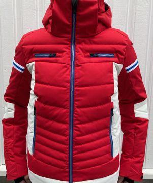 Vuarnet Wms Duchessa Down Jacket Red XL