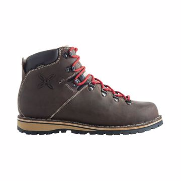Montura Chamonix Leather Boot GTX Brown/Red 45