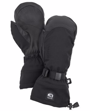 Hestra Army Leather Extreme Mitt Black 8