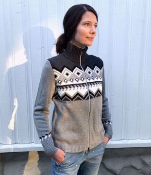 Picture of Bogner Wms Corinn Jacket Grey