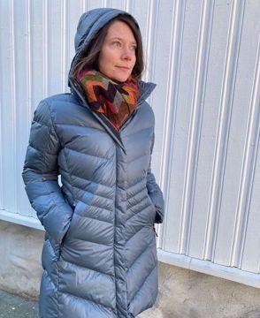 Picture of Bogner Kiara2 Coat Grey