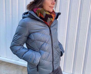 Picture of Bogner Wms Sassy2-D Jacket Grey