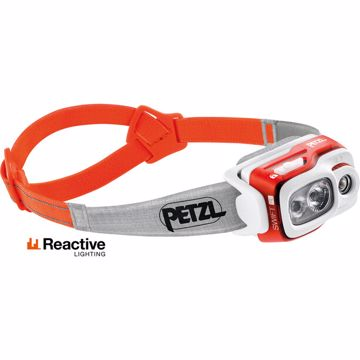 Petzl Swift RL 900 Lm Hodelykt Orange