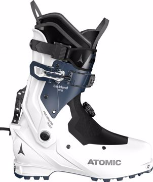Atomic Wms Backland Pro White Dark Blue 26.5