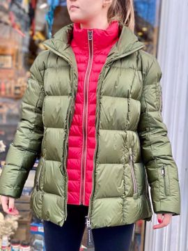 Picture of Bogner Wms Geneve Down Jacket Green