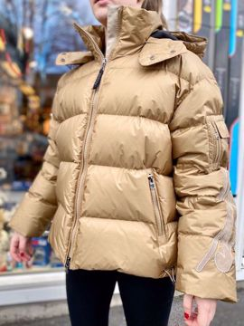 Picture of Bogner Wms Lora Jacket Champagne