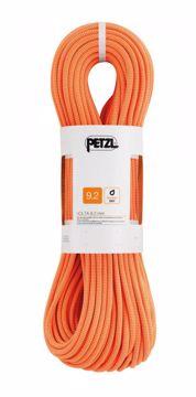 Petzl Volta 9.2mm 50m Dry Tau Orange