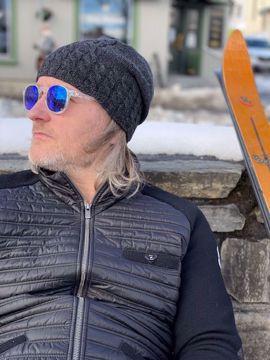 Picture of Skidress Mens Deux-Cent-Deux Jacket Noir
