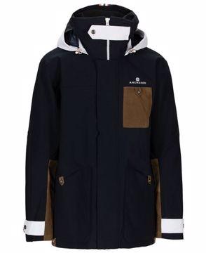 Amundsen Sports Mens Deck Jacket Faded Navy L