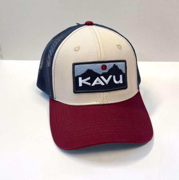 Kavu Caps Above Standard Midnight Sun
