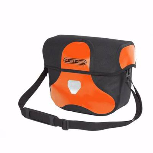 Ortlieb Frontveske til sykkel Ultimate Six Classic 7L Orange