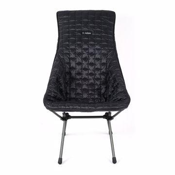 Helinox Seat Warmer Scarlet Iron Black