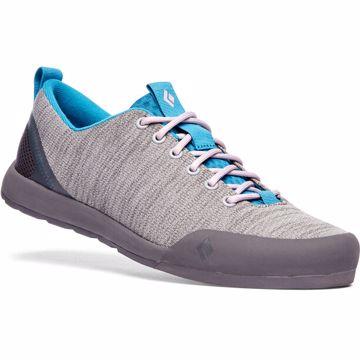 Black Diamond Wms Circuit Shoes Pewter Grey 5.5 US