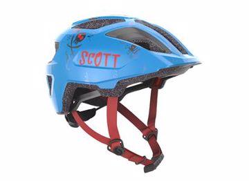Scott Jr. Helmet Spunto Kid Atlantic Blue